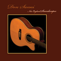 Don Sanni Solo Guitar CD